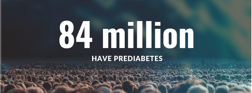 Prediabetes statistics