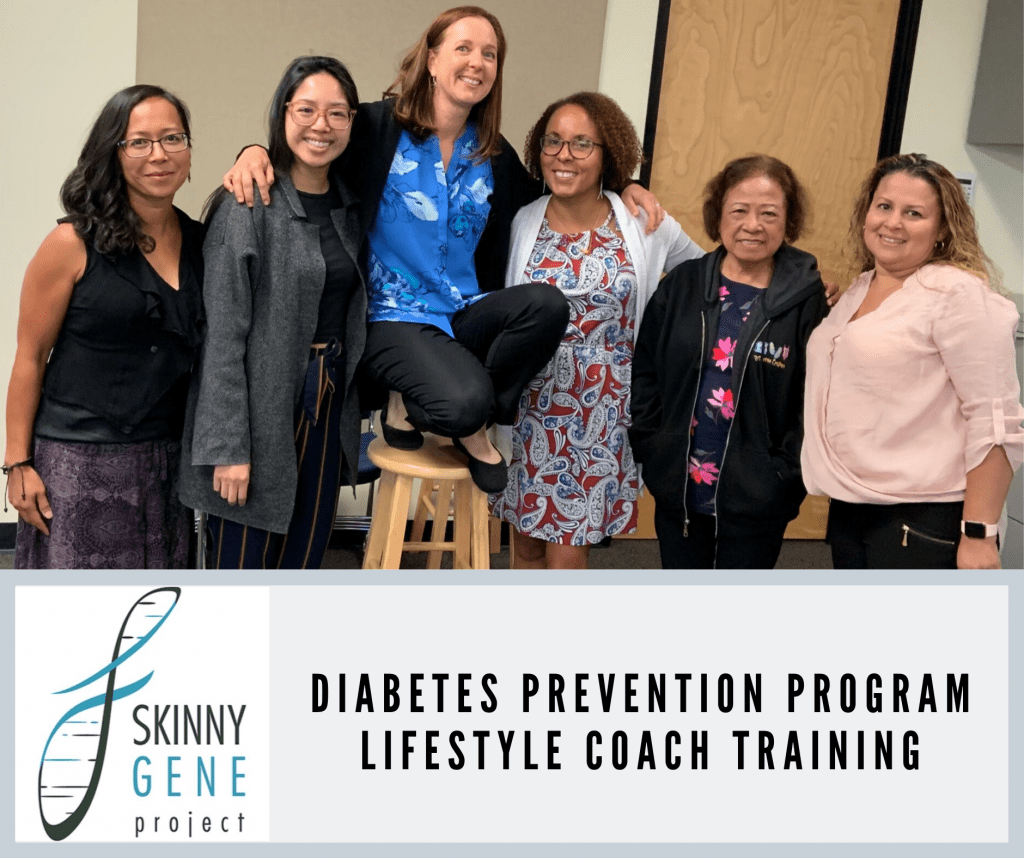 diabetes prevention program lifestyle coach