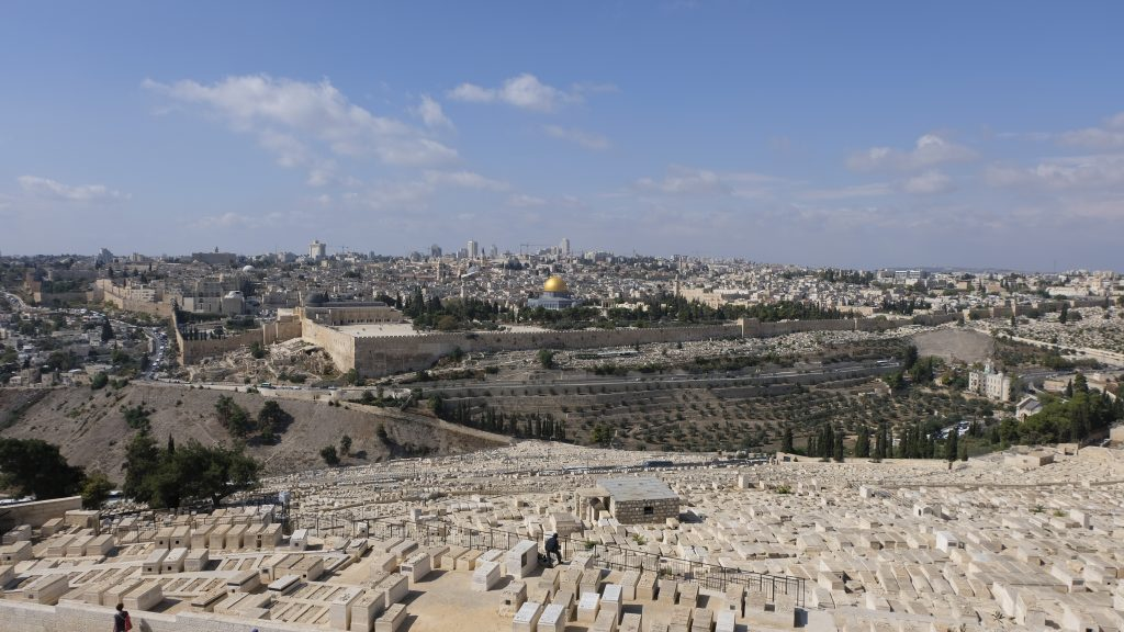 Jerusalem - Growth in Faith