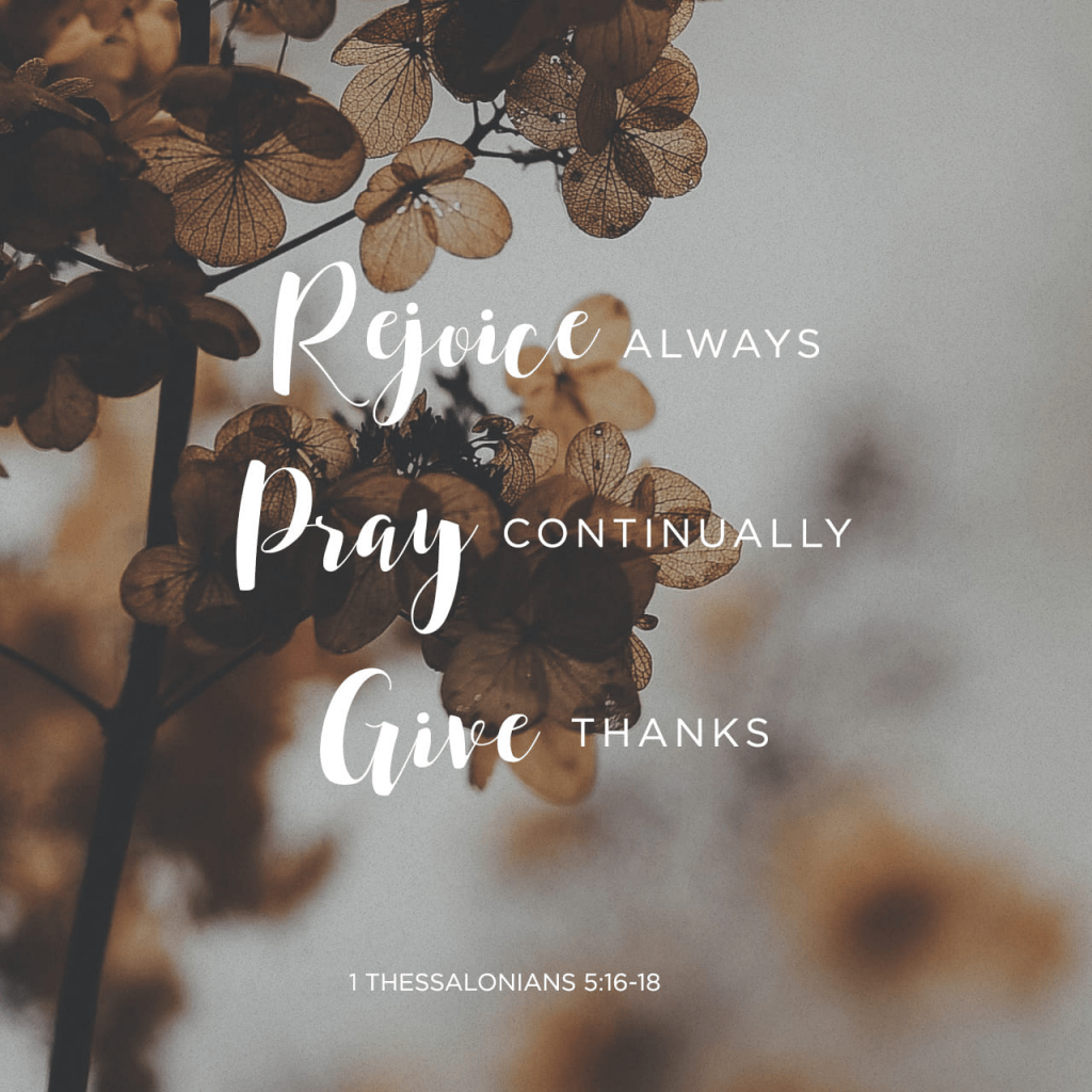 prayers and gratitude