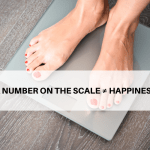 A Number on the Scale ≠ Happiness